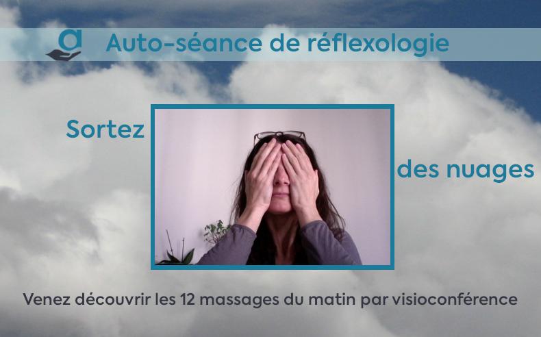 Auto-séance de réflexologie faciale