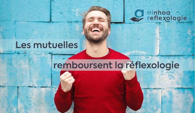 Certaines mutuelles remboursent la réflexologie